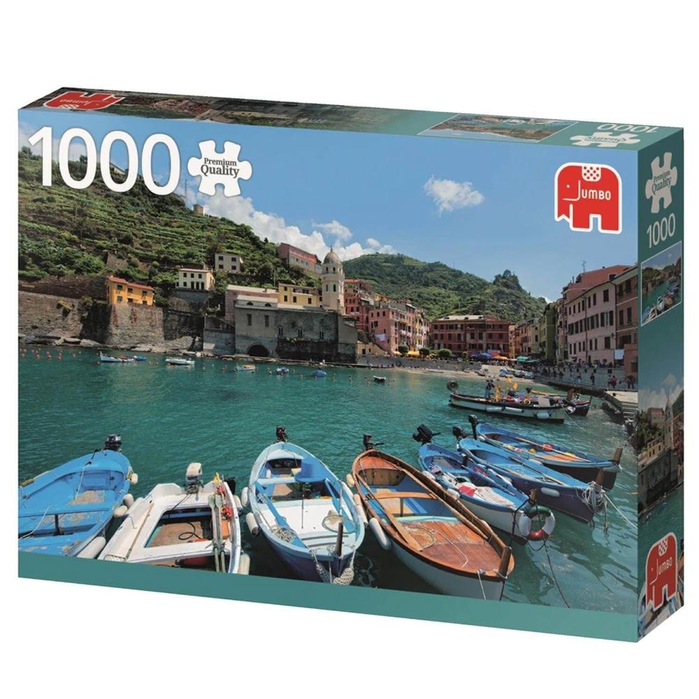 Cuy Games - 1000 PIEZAS - CINQUE TERRE, ITALY -