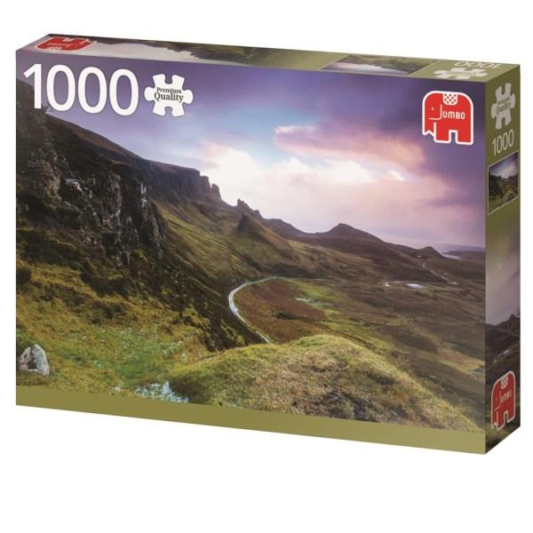 Cuy Games - 1000 PIEZAS - TROTTERNISH RIDGE, SCOTLAND -
