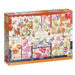 Cuy Games - 1000 PIEZAS - TULIPS FROM HOLLAND -