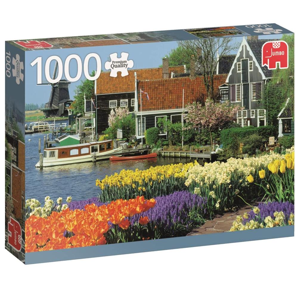 Cuy Games - 1000 PIEZAS - ZAANSE SCHANS, THE NETHERLANDS -