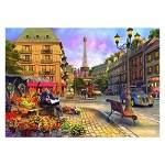 Cuy Games - 1500 PIEZAS - PARIS STREET LIFE -