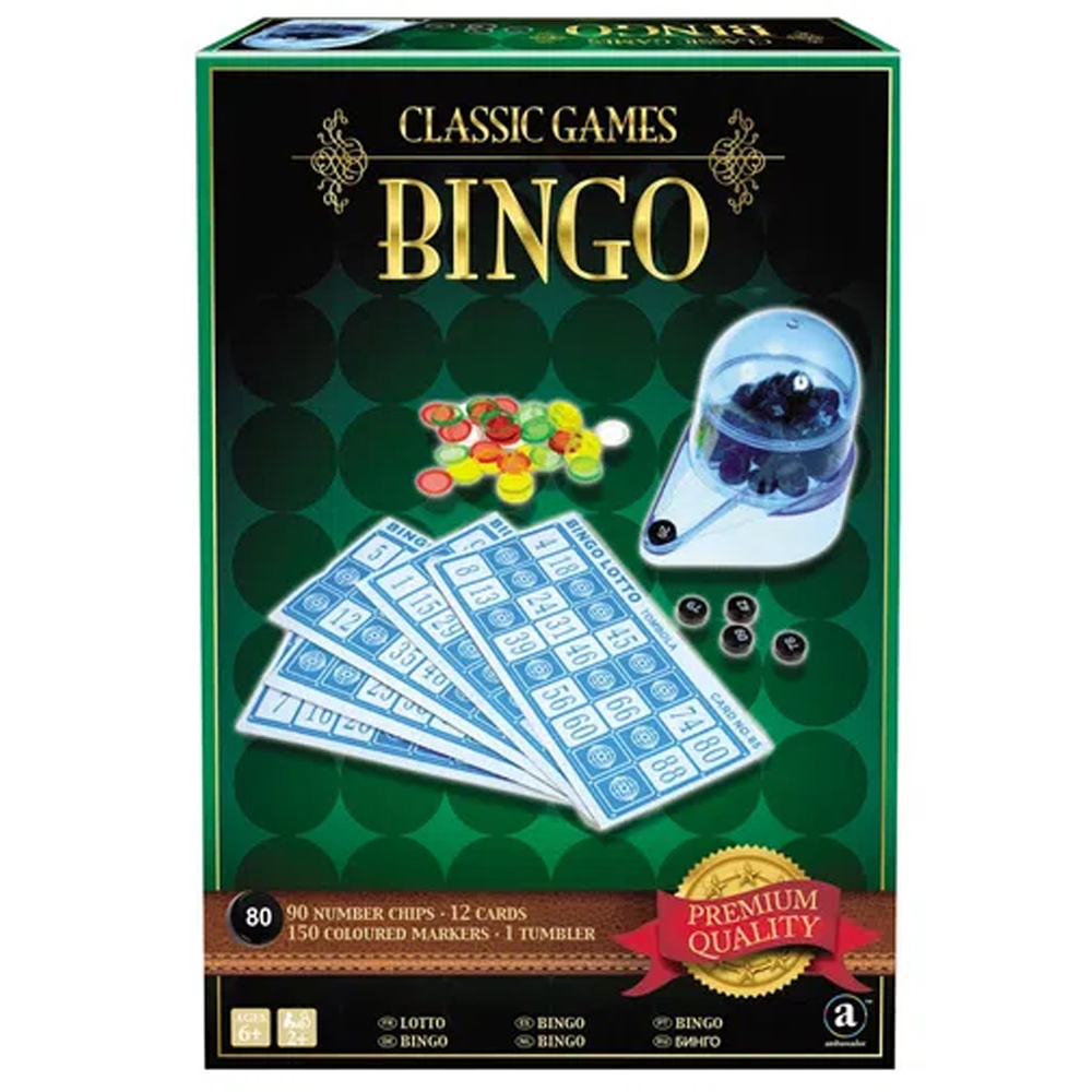 Cuy Games - BINGO -