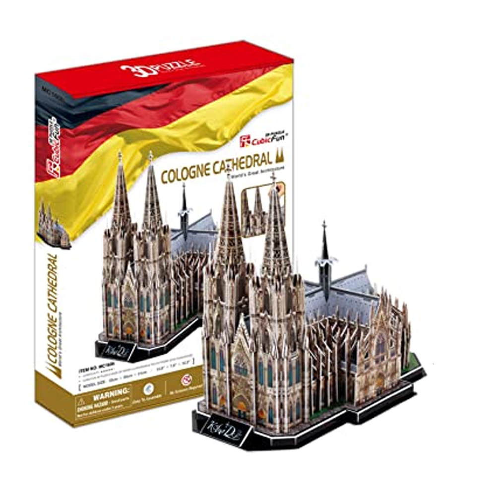 Cuy Games - CF - GR - COLOGNE CATHEDRAL -