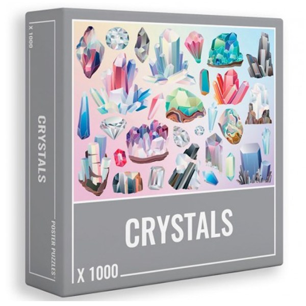 1000 PIEZAS – CRYSTALS