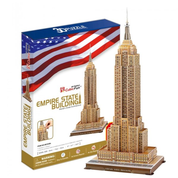 Cuy Games - CF - GR - EMPIRE STATE BUILDING -