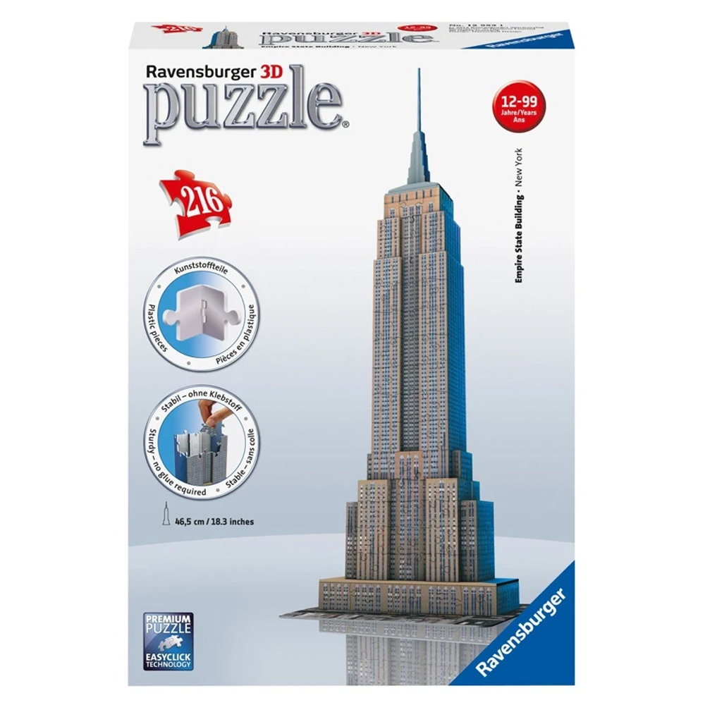 Cuy Games - RB - GR - EMPIRE STATE BUILDING 3D -