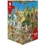 Cuy Games - 1500 PIEZAS - GLOBAL CITY -