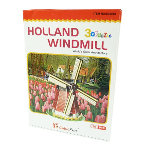Cuy Games - CF - PQ - HOLLAND WINDMILL -