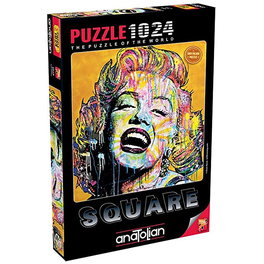 Cuy Games - 1024 PIEZAS - MARILYN -
