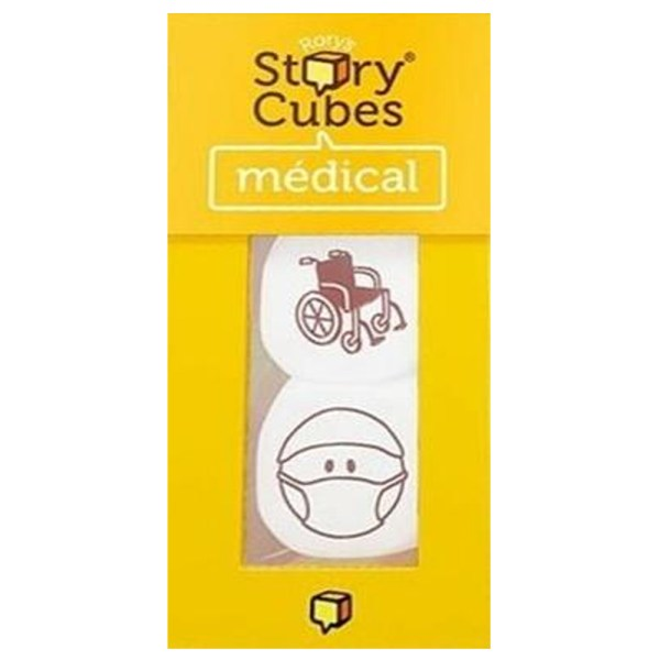 STORY CUBES – MEDICAL