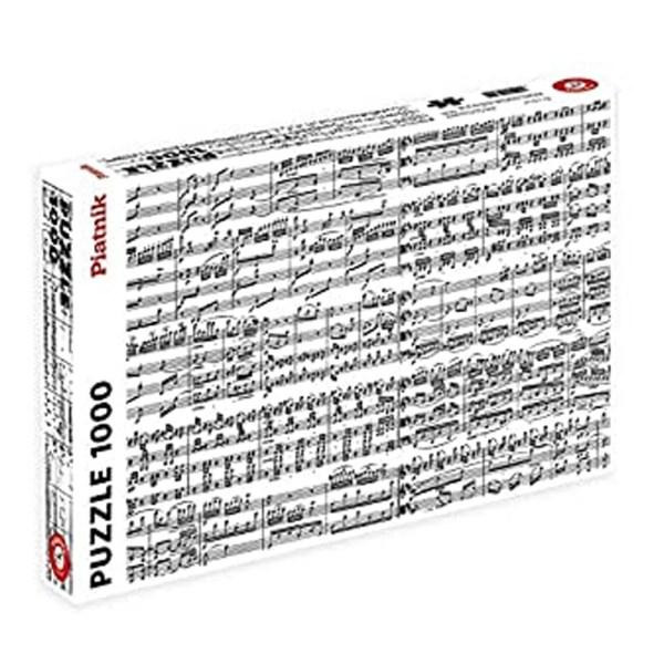 Cuy Games - 1000 PIEZAS - MUSICAL NOTES -