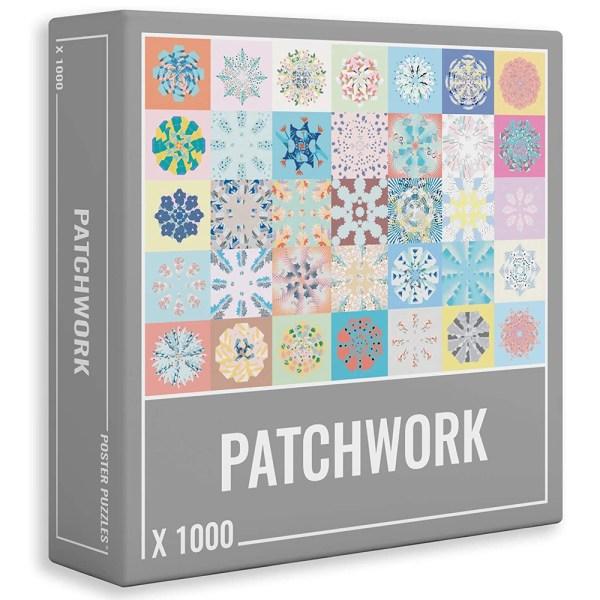 Cuy Games - 1000 PIEZAS - PATCHWORK -