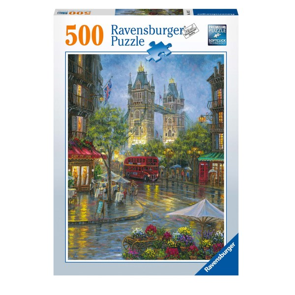 500 PIEZAS – PINTORESCO LONDRES