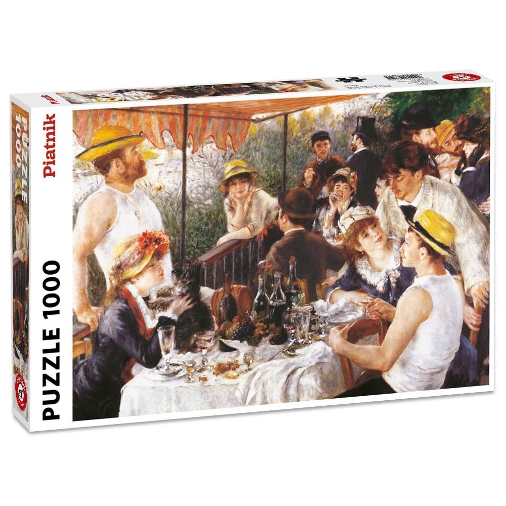 Cuy Games - 1000 PIEZAS - RENOIR, BOATING PARTY -
