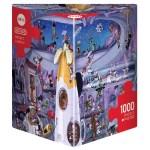 Cuy Games - 1000 PIEZAS - ROCKET LAUNCH -
