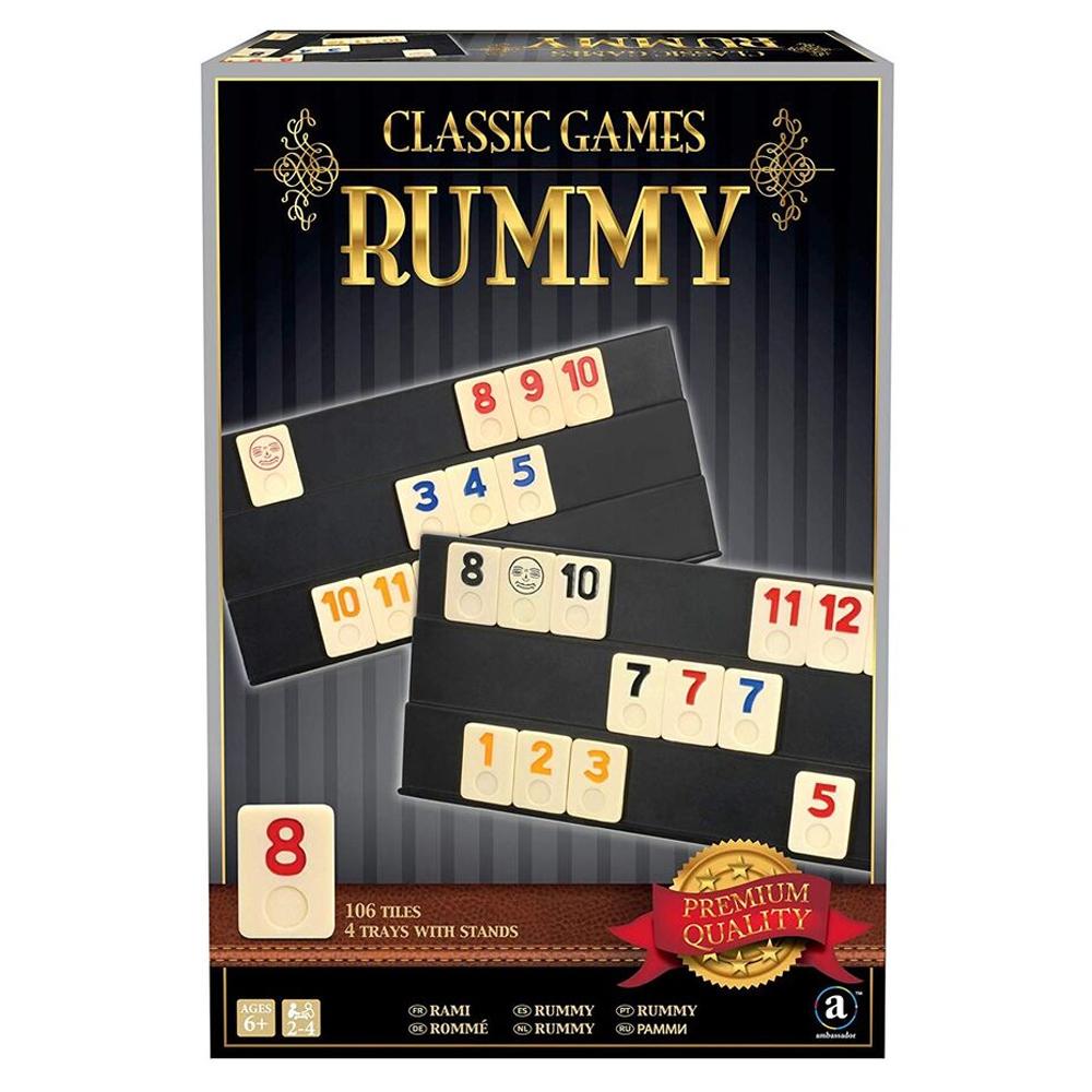 Cuy Games - RUMMY -