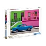 Cuy Games - 500 PIEZAS - THE BLUE CAR -