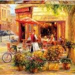 Cuy Games - 1500 PIEZAS - HILLSIDES CAFE -