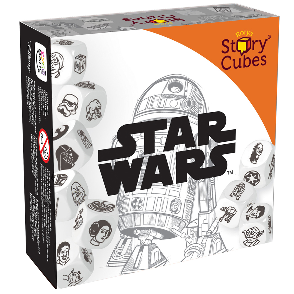 Cuy Games - STORY CUBES STAR WAR -