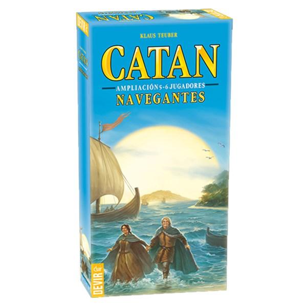 CATAN – AMPLIACION NAVEGANTES
