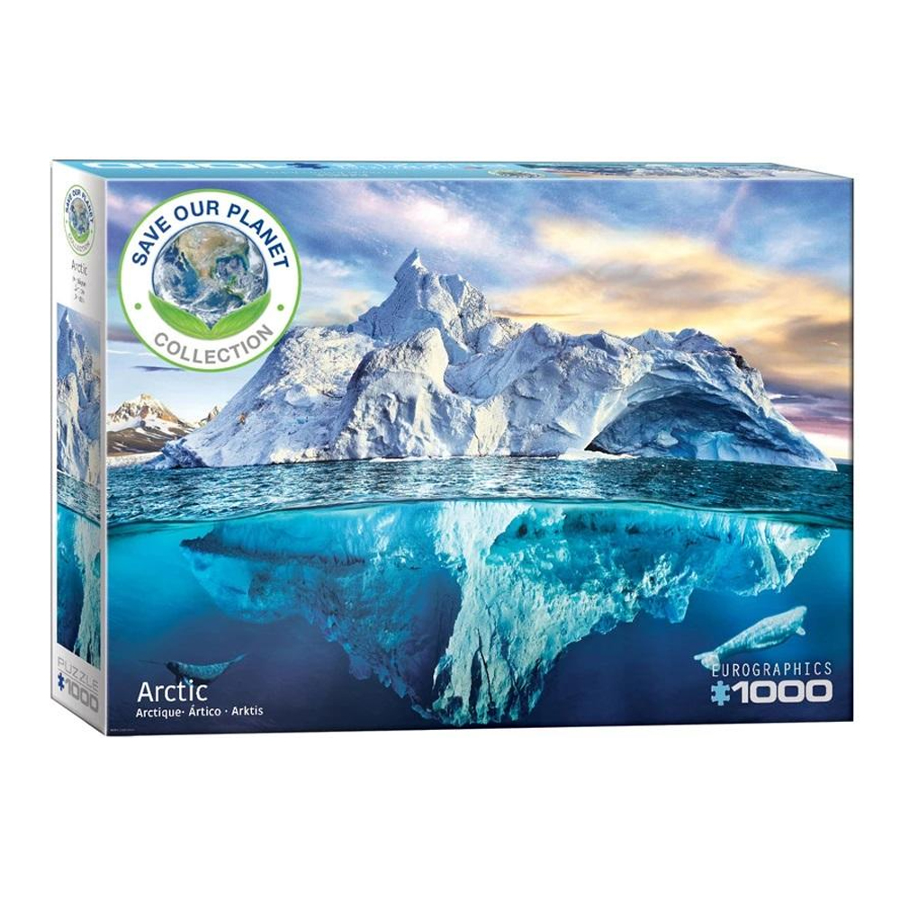Cuy Games - 1000 PIEZAS - SAVE OUR PLANET! ARCTIC -