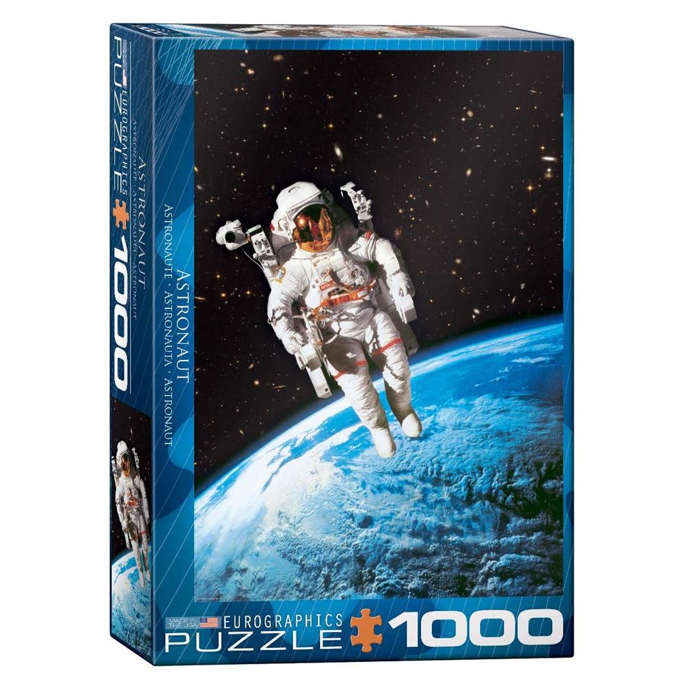 Cuy Games - 1000 PIEZAS - ASTRONAUT -