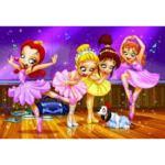 Cuy Games - INFANTIL - 100 PIEZAS - BALLET -