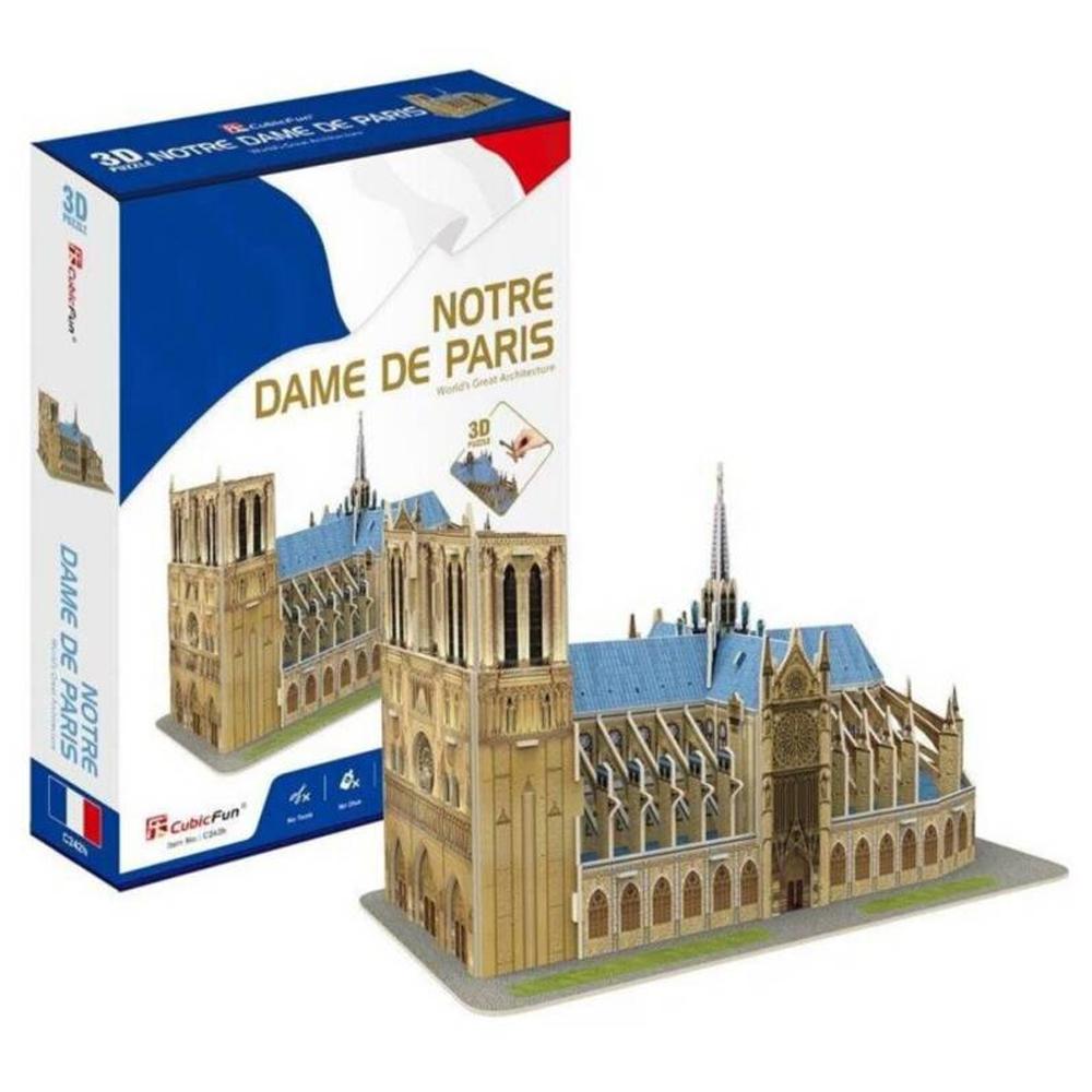 Cuy Games - CF - 53 PIEZAS - NOTRE DAME DE PARIS -