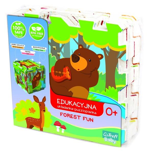 BABY ESPUMA – FOREST FUN