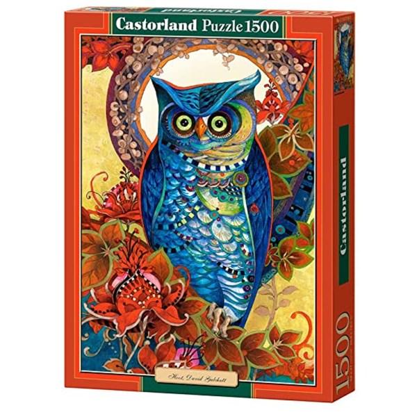 1500 PIEZAS – HOOT, DAVID GALCHUTT