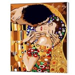 Cuy Games - CUADRO PINTURA AL OLEO - KISS - KLIMT 40X50 -
