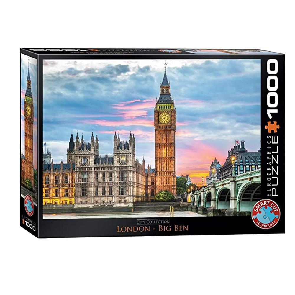 Cuy Games - 1000 PIEZAS - CITY COLLECTION - LONDON -