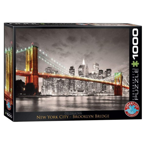 Cuy Games - 1000 PIEZAS - NEW YORK CITY - USA -