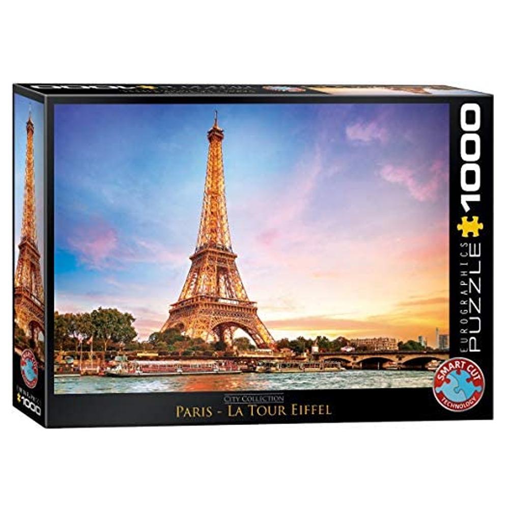Cuy Games - 1000 PIEZAS - CITY COLLECTION - PARIS -