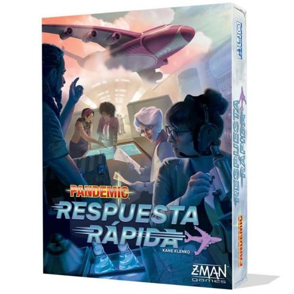 Cuy Games - PANDEMIC - RESPUESTA RAPIDA -
