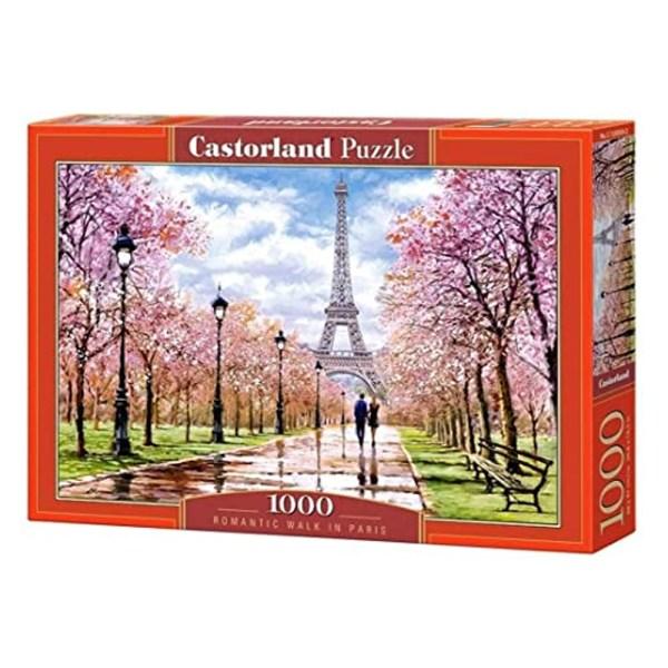 1000 PIEZAS – ROMANTIC WALK IN PARIS