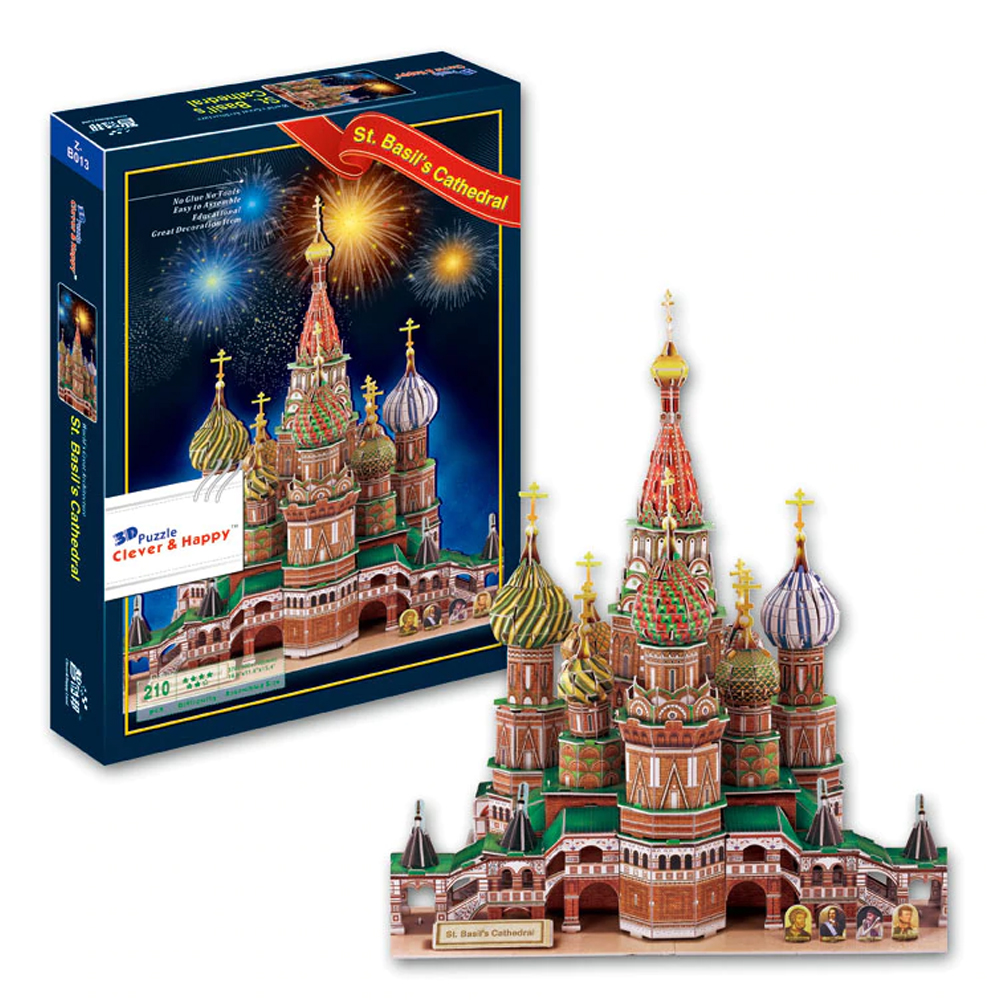Cuy Games - C&H - ST. BASIL'S CATHEDRAL -