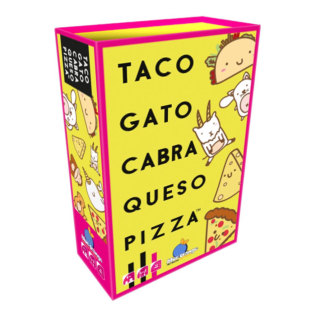 Cuy Games - TACO GATO CABRA QUESO PIZZA -