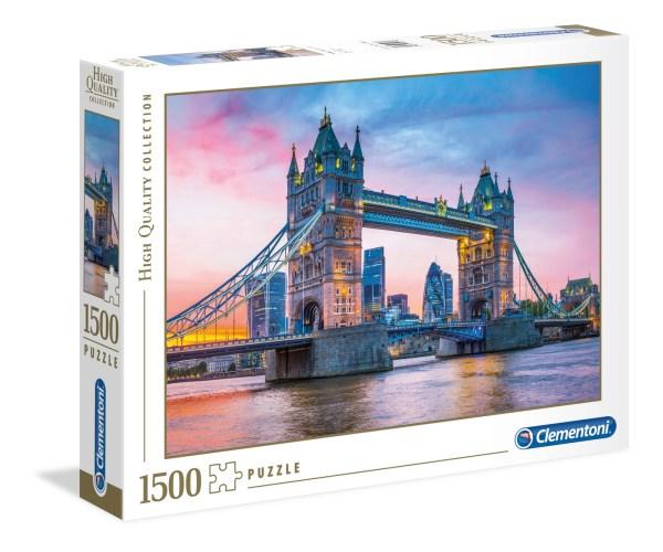 Cuy Games - 1500 PIEZAS - TOWER BRIDGE SUNSET -