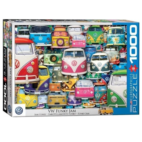 Cuy Games - 1000 PIEZAS - VW FUNKY JAM -