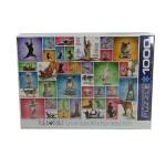 Cuy Games - 1000 PIEZAS - YOGA DOGS -