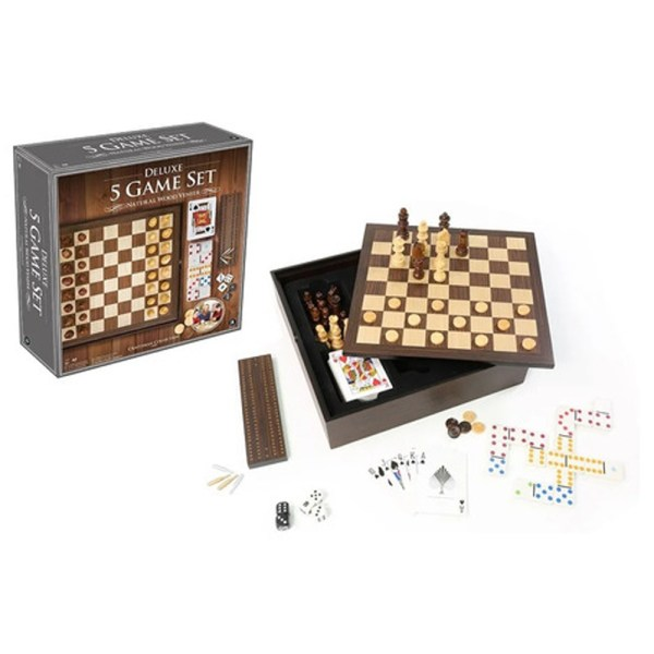 5 GAME SET DELUXE