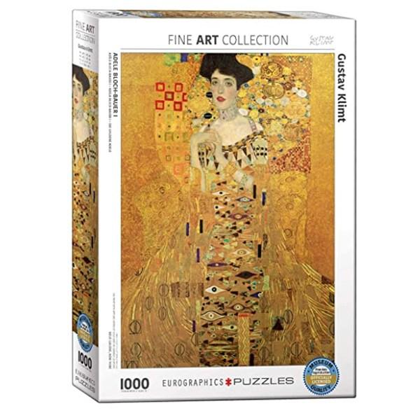 1000 PIEZAS – Klimt – Adele Bloch-Bauer I