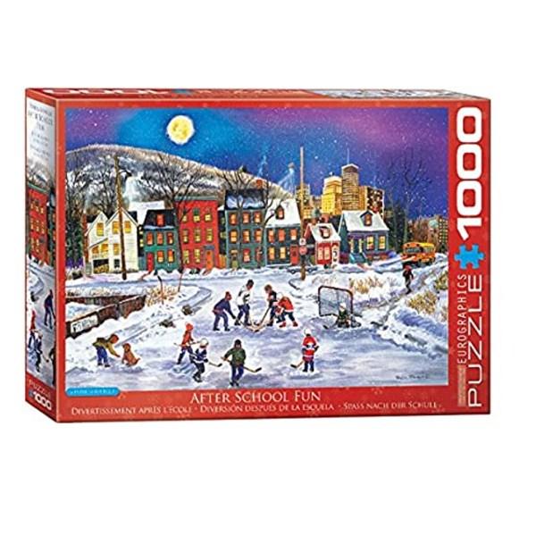 Cuy Games - 1000 PIEZAS - Bourque - After School Fun -