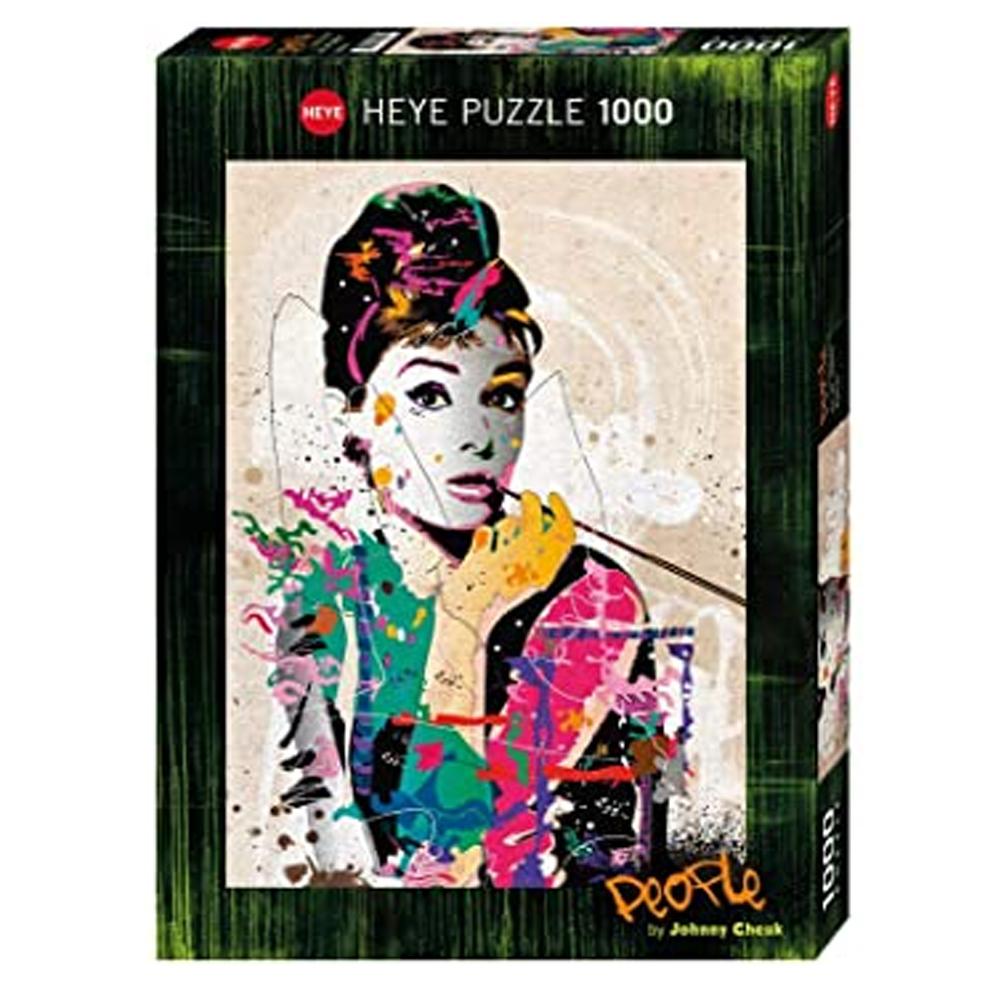 Cuy Games - 1000 PIEZAS - Audrey -