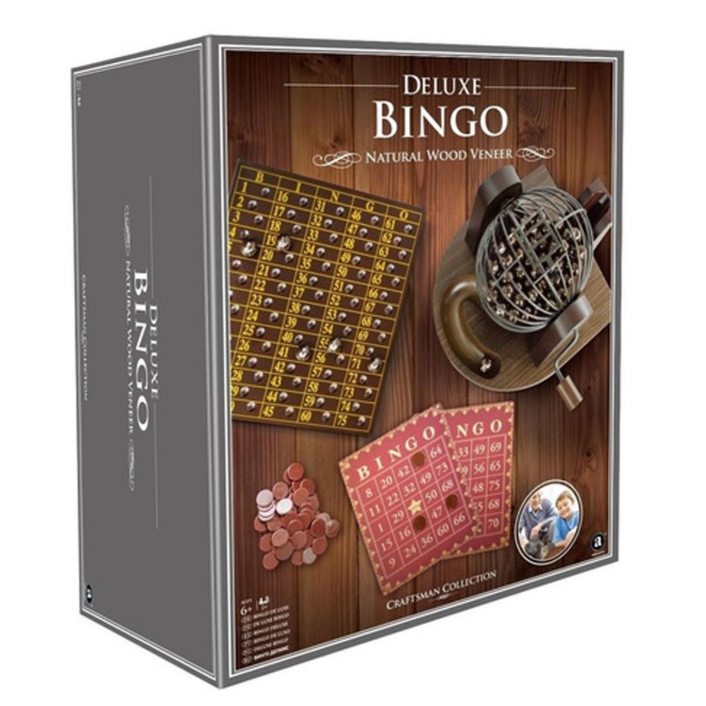Cuy Games - BINGO DELUXE -