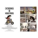 Cuy Games - LIBRO JUEGO: CAZADORES DE MONSTRUOS -