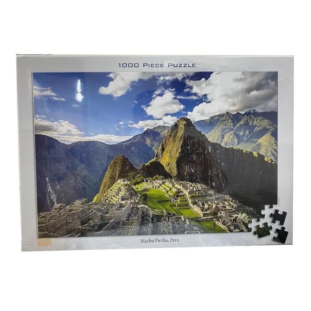 Cuy Games - 1000 PIEZAS - MACCHU PICCHU, PERU -