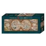 Cuy Games - 6000 PIEZAS - Hemisphere Map -