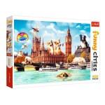 Cuy Games - 1000 PIEZAS - PERROS EN LONDON/LONDRES -